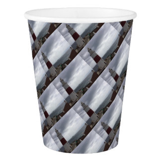 Gibraltar Lighthouse Paper Cup