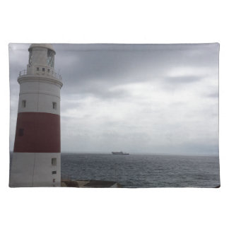 Gibraltar Lighthouse Placemat