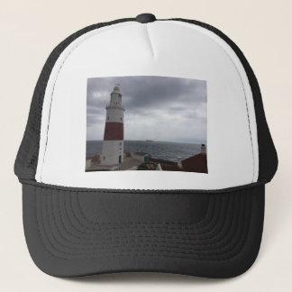 Gibraltar Lighthouse Trucker Hat