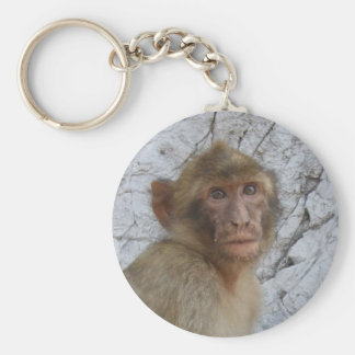 Gibraltar Monkey key chain, choose style Keychain