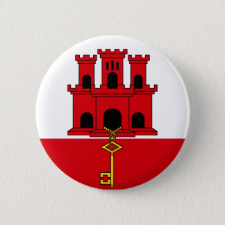 Gibraltarian flag button