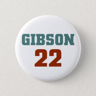 Gibson 22 2 inch round button