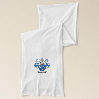Gibson Family Crest Coat of Arms Scarf