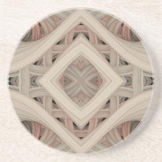 Giddy Gossypium Coaster