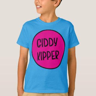 Giddy Kipper, Funny British Saying Children's Tee