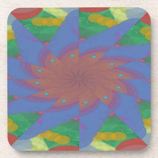 Giddy Lumber Pattern Coaster