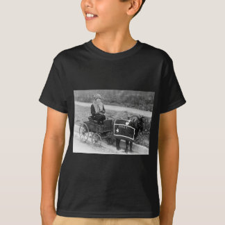 Giddy up, Billy! (Black & White) T-Shirt