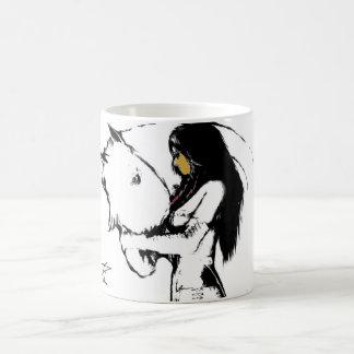 Giddy Up Coffee Mug 1