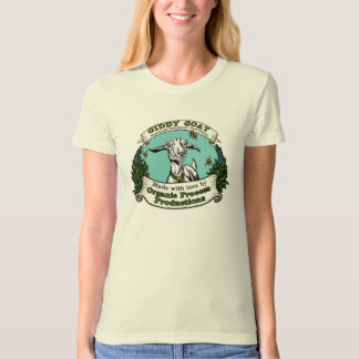 Giddy Up! Giddy Goat Cheese Tee Shirts