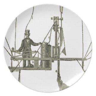 Giffard_-_Machine_à_vapeur_de_l'aérostat Plate