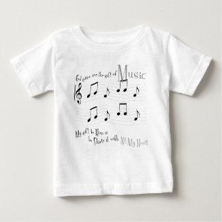 Gift Baby Jersey T-Shirt