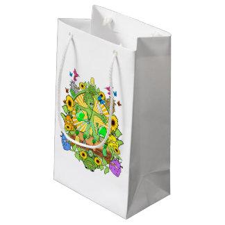 Gift Bag Glossy Munchi Power!- VEGGIE SEED GARDEN