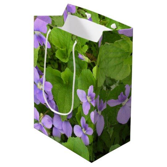 Gift Bag - Herb Violets