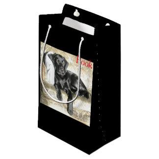 Gift bag Labradors