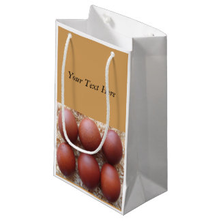 Gift Bag - Marans Chicken Eggs