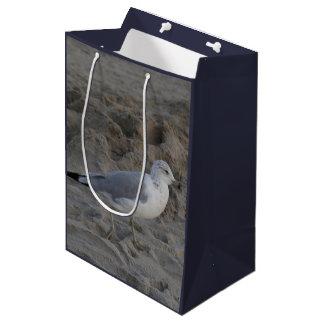 Gift Bag - Medium PHOTOGRAPH OF MR. SEAGULL