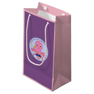 Gift Bag Octopus For A Preemie US