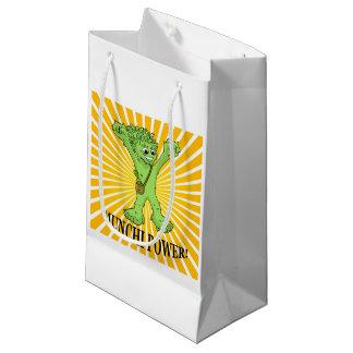 Gift Bag - Small, Glossy Munchi Power! ENERGY RAYS