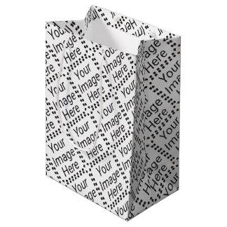 Gift Bag Small Tiled