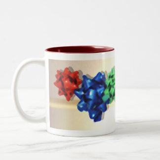 Gift Bows Drinkware Two-Tone Coffee Mug