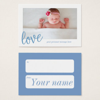 Gift Card for Friends School Preschool Baby Shower