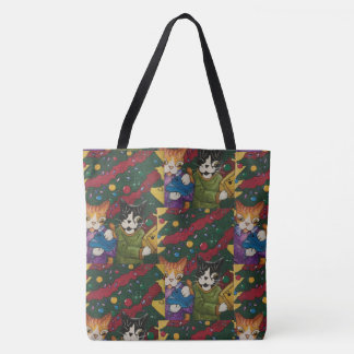 Gift Cats Tote Bag