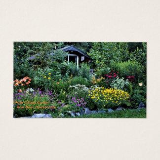 Gift Cottage Garden Business Card