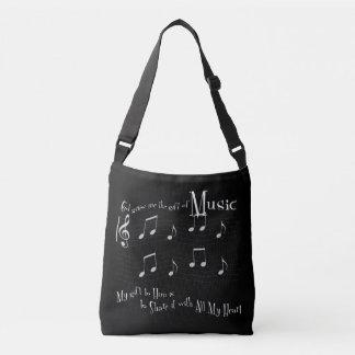 Gift Dark Sling Bag