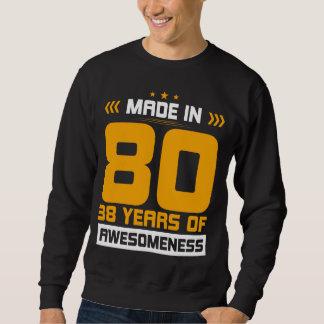 Gift For 38th Birthday. T-Shirt For Men/Women.