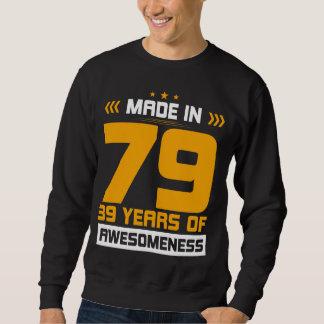 Gift For 39th Birthday. T-Shirt For Men/Women.