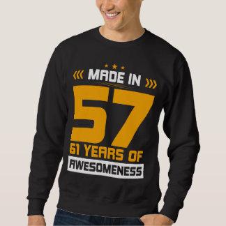 Gift For 61st Birthday. T-Shirt For Men/Women.