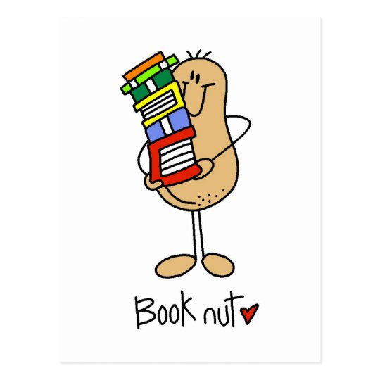 Gift For Book Lover Postcard