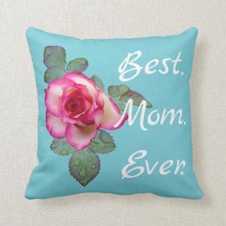 Gift for Mom - Mom Gift Pillow - Best Mom Ever