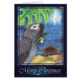 """Gift for My King"" Christmas Card"