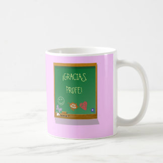 Gift for professor personalizable. coffee mug
