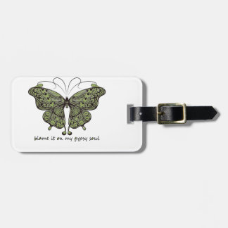 Gift For Traveler Luggage Tag