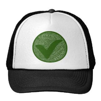 Gift for World's best employee Trucker Hat