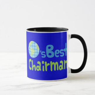 Gift Idea For Chairman (Worlds Best) Mug
