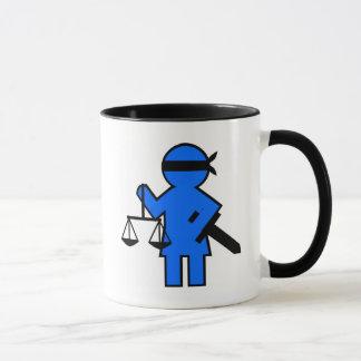 Gift idea for lawyer mug