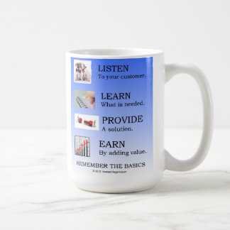 Gift Mug for Business, Sales and Customer Service