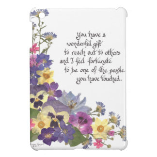 gift of appreciation cover for the iPad mini