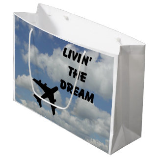 Gift of Flight Large Gift Bag