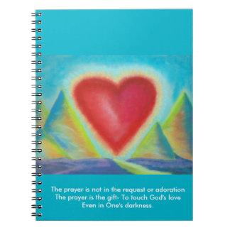 Gift of Prayer notebook