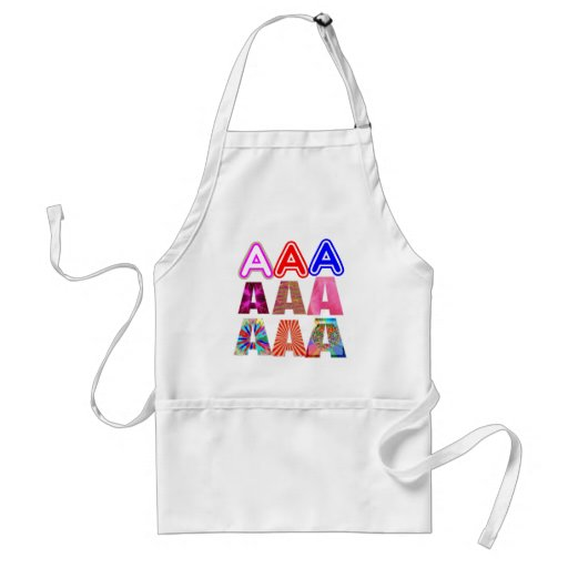 GIFT someone an Aaa Grade: Acknowledge ACHIEVEMENT Aprons