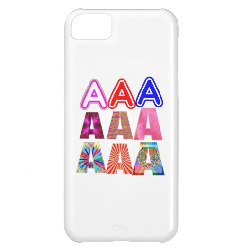 GIFT someone an Aaa Grade: Acknowledge ACHIEVEMENT iPhone 5C Cover