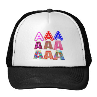 GIFT someone an Aaa Grade: Acknowledge ACHIEVEMENT Trucker Hat