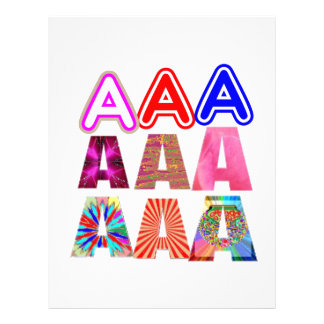 GIFT someone an Aaa Grade: Acknowledge ACHIEVEMENT Customized Letterhead