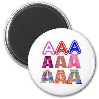 GIFT someone an Aaa Grade: Acknowledge ACHIEVEMENT Fridge Magnet