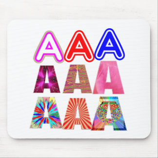 GIFT someone an Aaa Grade: Acknowledge ACHIEVEMENT Mouse Pad