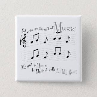Gift Square Button
